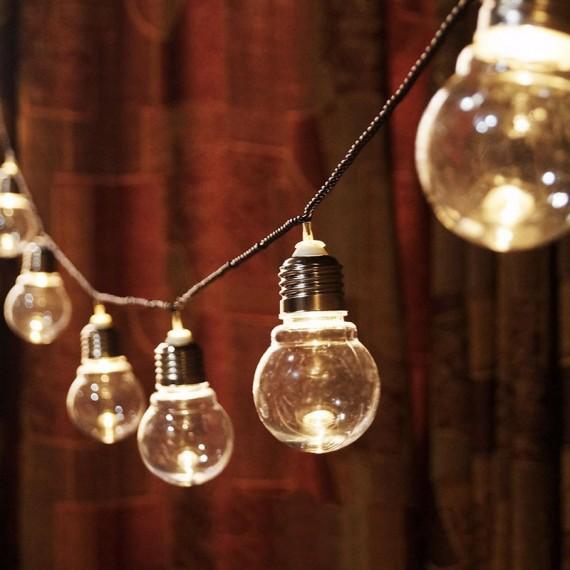 Guirlandes Guirlande LED 6m