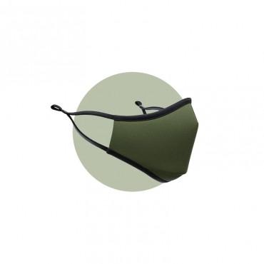 Masque textile Kaki avec filtre remplaçable - adulte Accueil 24,17€