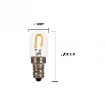 Ampoule LED T20 E14 1W Ampoules LED 3,90€