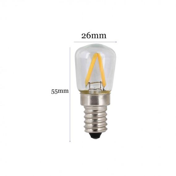Ampoule LED ST26 E14 2W Ampoules LED 3,00€