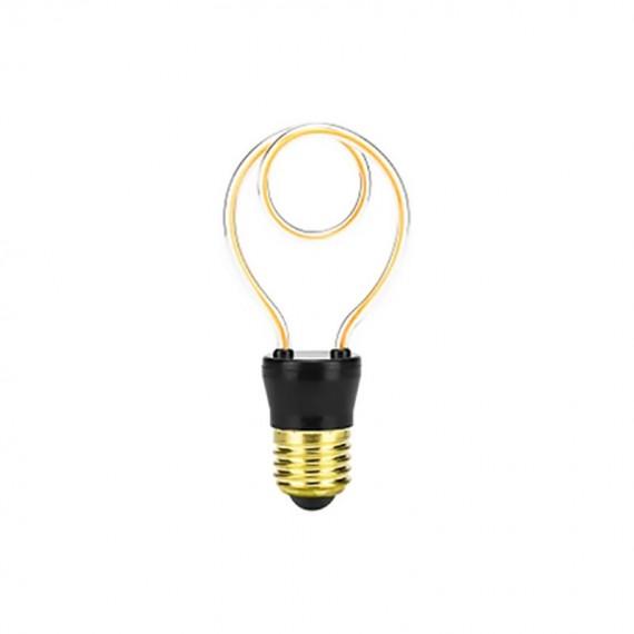 Ampoule led design Silhouette spirale 4W Ampoules 11,58€