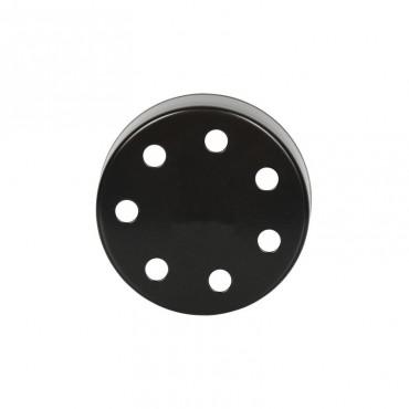 Composants Rosace Noire Multi 7 sorties