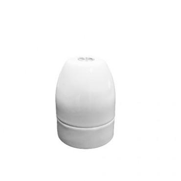 Douille porcelaine blanche E40 Douilles E14 B22 E40 12,42€
