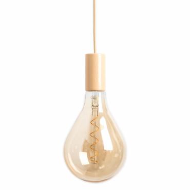 Douille E27 en céramique ivoire pour lampe suspension Accueil 15,83€