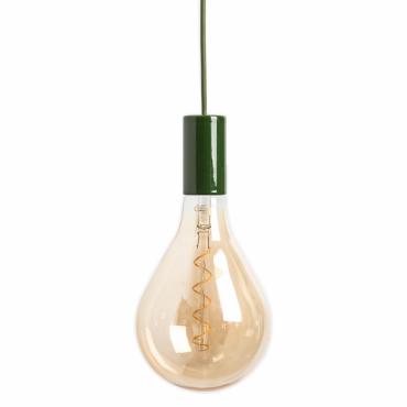 Douille E27 en céramique verte pour lampe suspension Accueil 15,83€