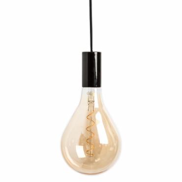 Douille E27 en céramique noire pour lampe suspension Accueil 15,83€