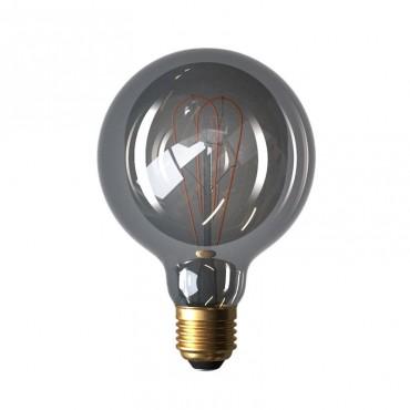 Ampoule Led E27 G95 5W - verre fumé Accueil 15,58€