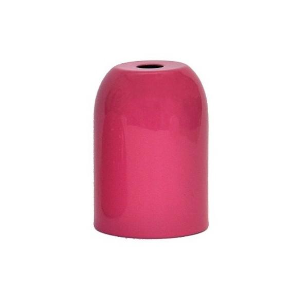 Cache douille E27 métal rose Composants 3,75€