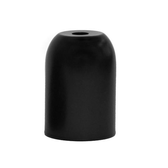 Cache douille métal noir E27 Composants 3,75€