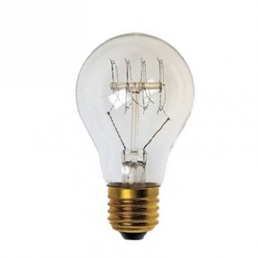 Ampoule à filaments GLS E27 Vintage 40W Ampoules 5,75€