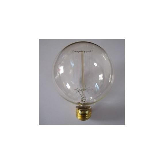 Ampoule Globe G95 60W E27 filaments carbone Ampoules 5,42€