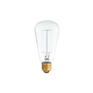 Lot 10 ampoules filaments ST64 60W Ampoules 54,17€