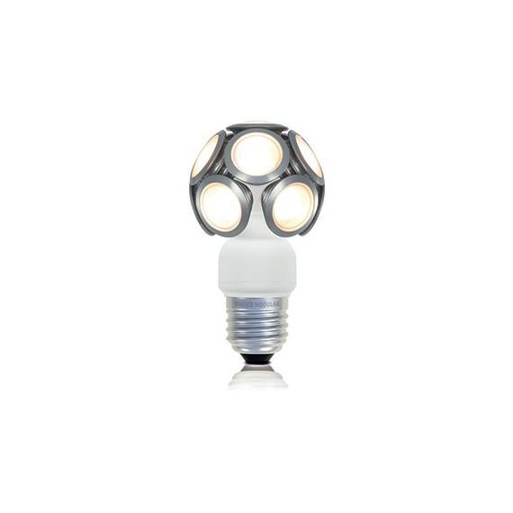 Ampoules Ledo Modular Argent