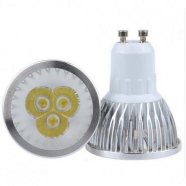 Ampoule LED GU10 9W Ampoules 6,67€