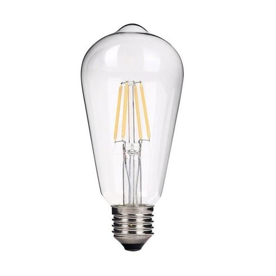 Ampoule ST64 LED E27 - 4W Ampoules 6,58€
