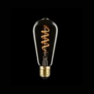 Ampoule ST64 LED E27 - 4W Spirale Ampoules 9,08€