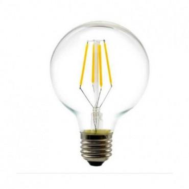 Ampoule globe G80 LED 4W Ampoules 4,92€