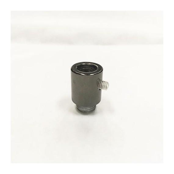 Serre-fil à vis métal noir Composants 2,04€