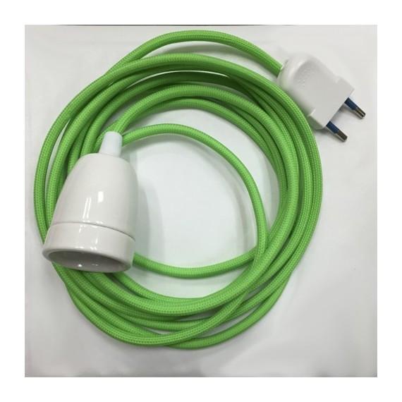 Baladeuse Vert Fluo 3m