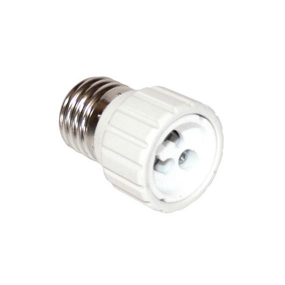 Adaptateur GU10 vers E27 Composants 3,33€