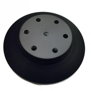 Rosace Noire 5 sorties 200mm Composants 14,08€