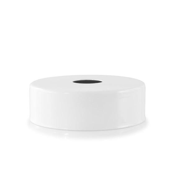 Rosace Blanche multi câble Composants 7,42€