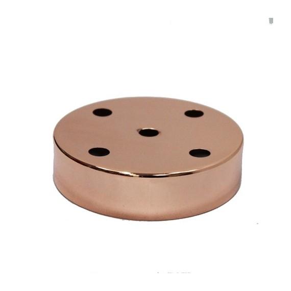 Rosace Cuivre 5 sorties Composants 7,42€