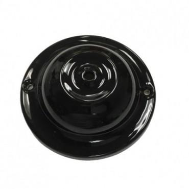 Rosace Manufacture Porcelaine Noire Composants 12,42€