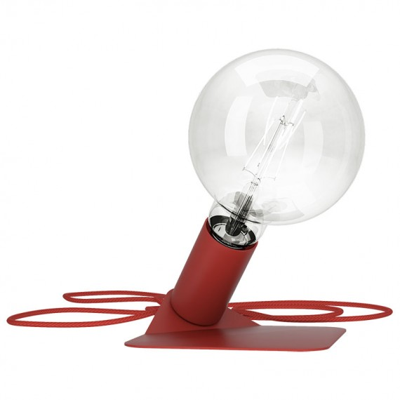 Lampe Magnetico Rouge