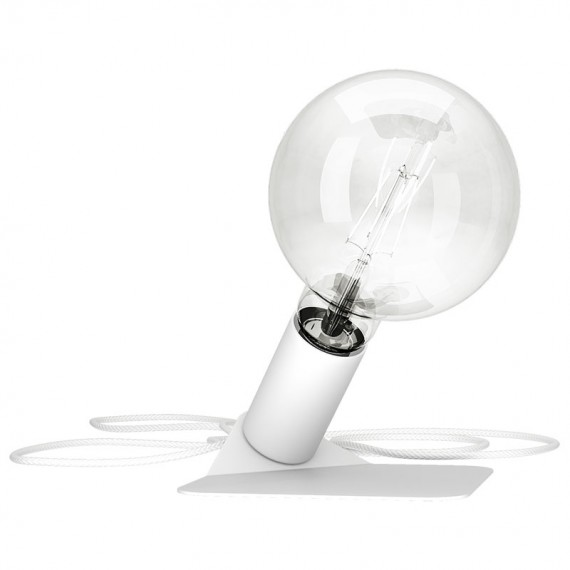 Lampe Magnetico Blanche